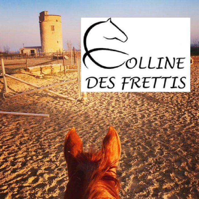 La Colline des Frettis, centre de tourisme équestre à Bouillé-Courdault