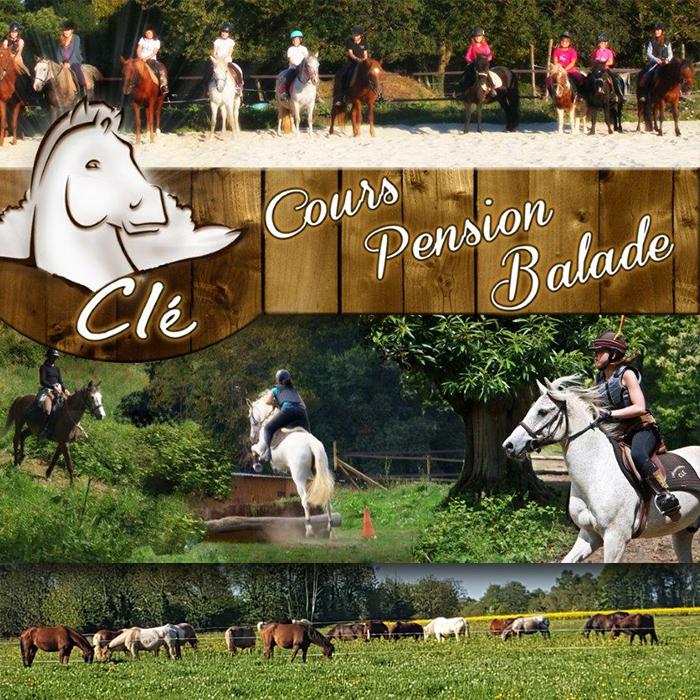 Association CLE, centre de tourisme équestre à Vigneux de Bretagne
