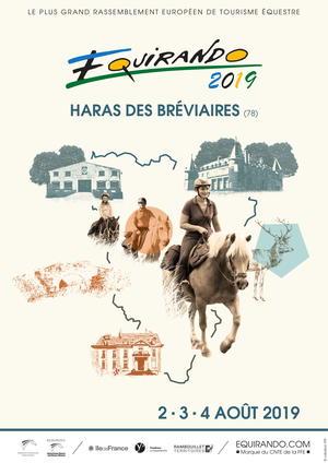 EQUIRANDO 2019 …Portez haut les couleurs des Pays de la Loire