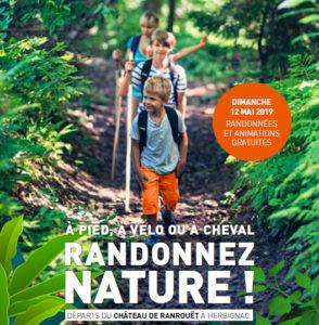 Randonnez Nature en Loire Atlantique @ chateau de Ranrouet