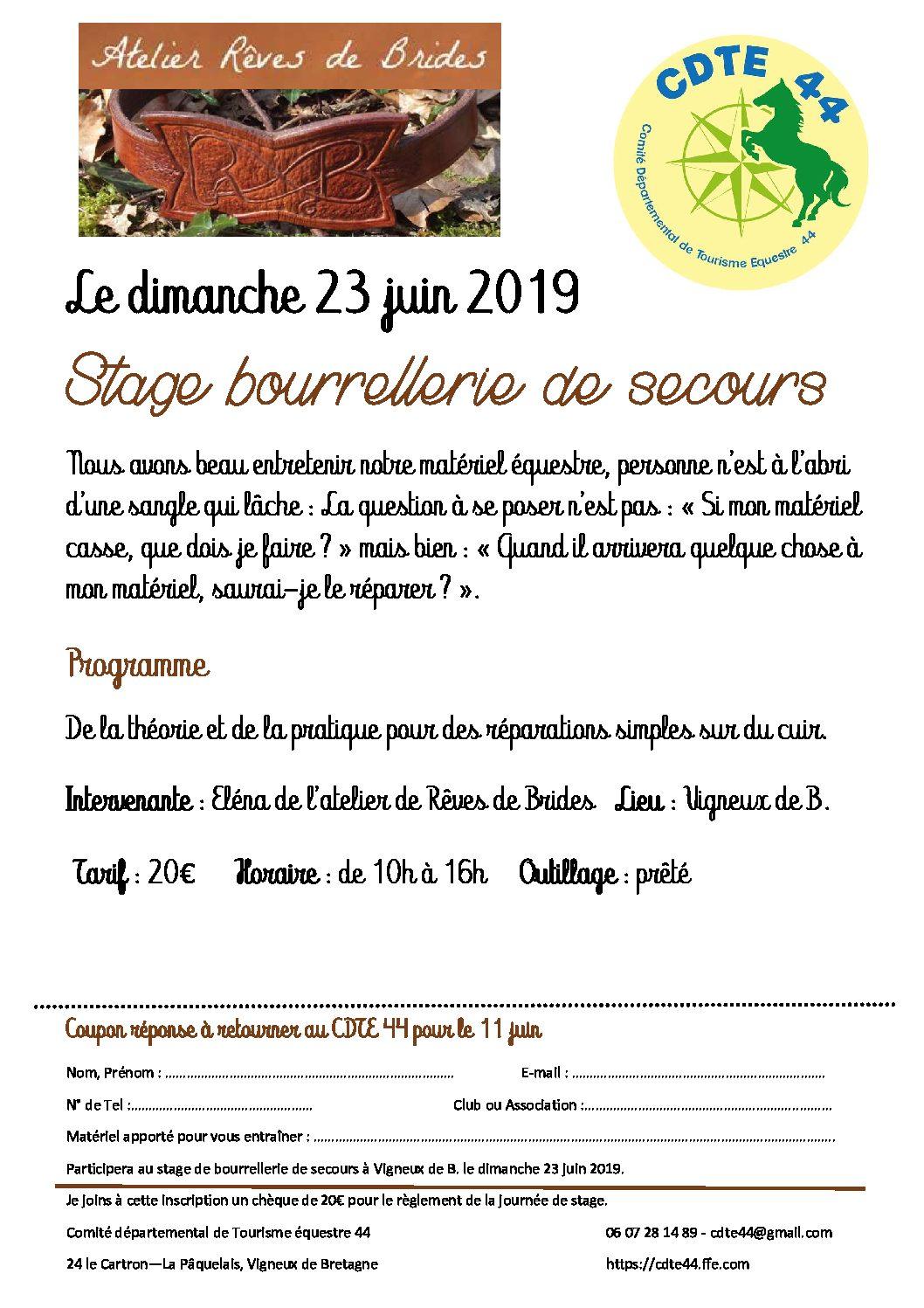 Juin le mois des stages…participez aux formations !!!