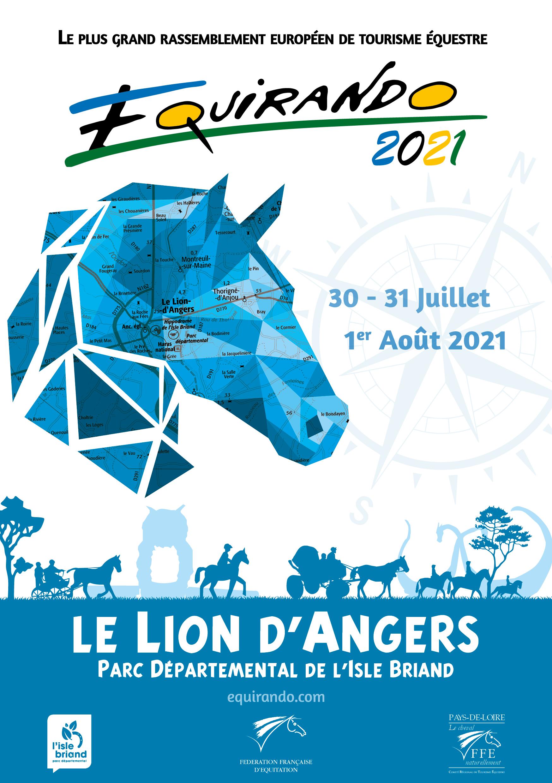 L'Equirando 2021 en Pays de la Loire