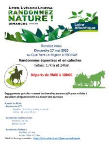 Randonnez Nature en Loire Atlantique @ Quai vert - Le Migron