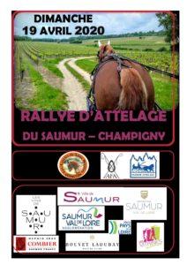 """Journée de l""""attelage...à Saumur @ Saumur Parc du Breil"""